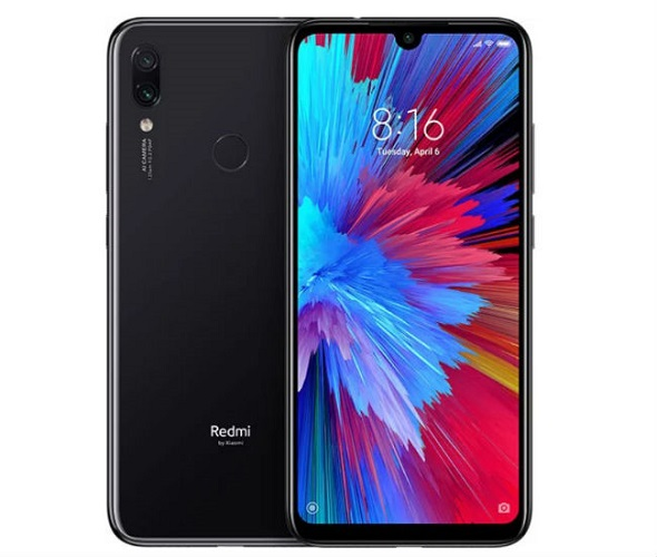 Xiaomi redmi note 7s Diamu