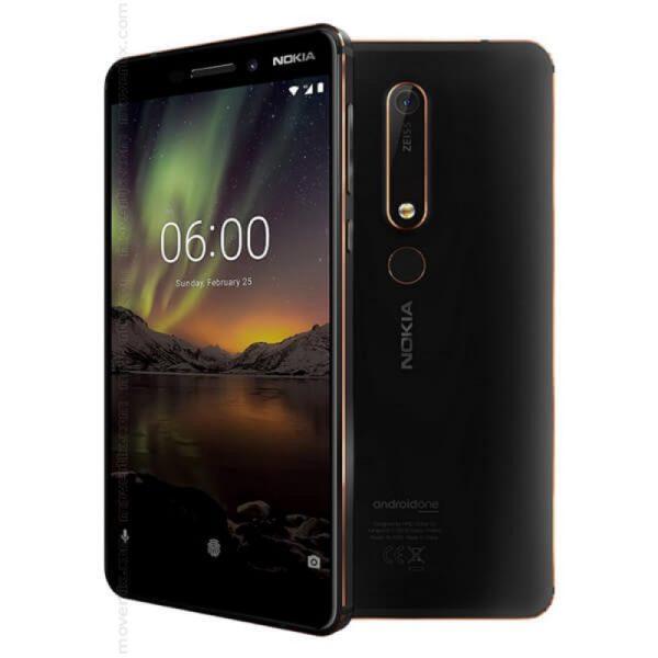 Nokia 6.1 diamu