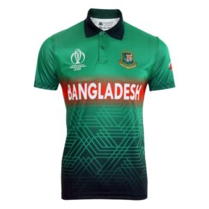 Bangladesh Cricket Team Jersey CWC-2019 Diamu