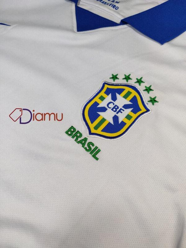 Brazil Copa Away 2019 Diamu
