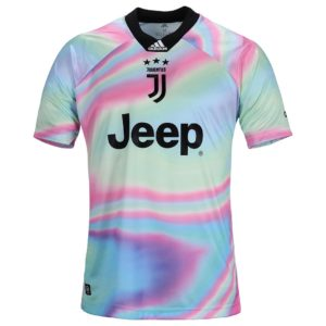 Juventus EA Sports Jersey Diamu