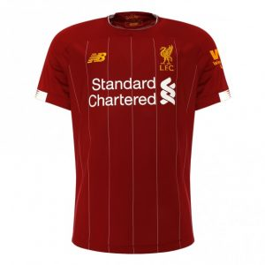 Liverpool Home Jersey Diamu