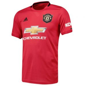 ManChester United Home Jersey 2019-20 Diamu
