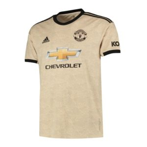 Manchester United Away Jersey Diamu