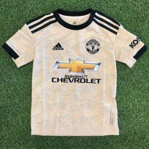 Manchester United Away Jersey 2019-20 Diamu