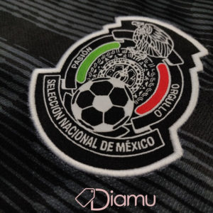 Mexico Copa America Jersey Diamu