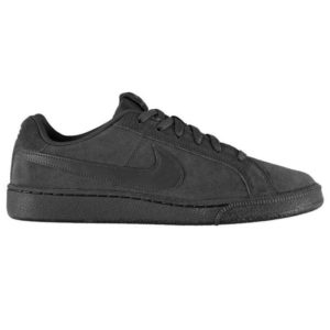 NIKE COURT ROYALE Black Diamu