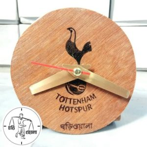 Table clock Tottenham Diamu