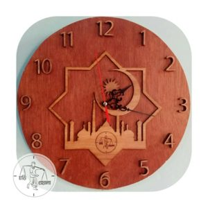 Wall Clock Islamic Diamu