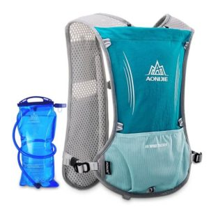 e913 5L running Backpack sky blue diamu