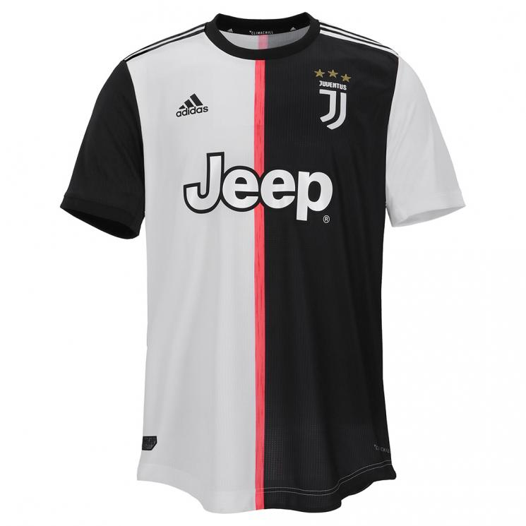 reputable site 55968 d5230 Juventus Authentic Home Jersey 2019-20