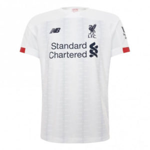 liverpool away jersey 2019-20 Diamu