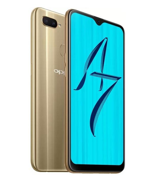 Oppo A7 - 4GB/64GB