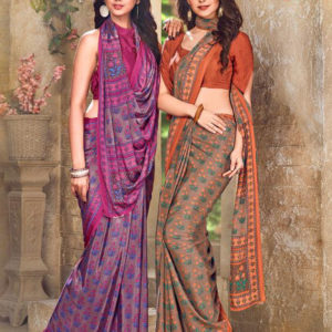 Sushma Soft Slik Saree