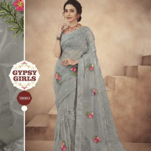 LT Amyra Fancy Saree DLAS 38001