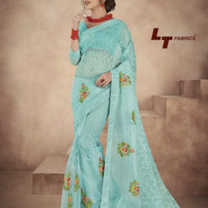 LT Amyra Fancy Saree DLAS 38009 Diamu