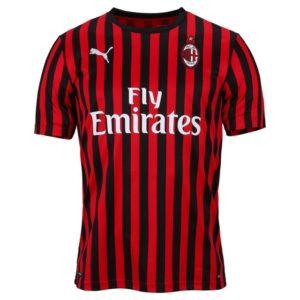AC Milan Home Jersey 2019-20 Diamu