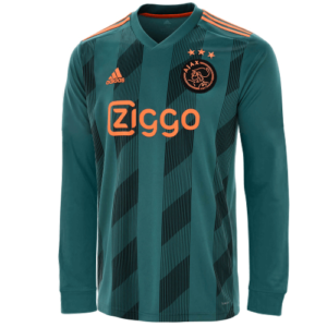 Ajax Away Full Sleeve Jersey