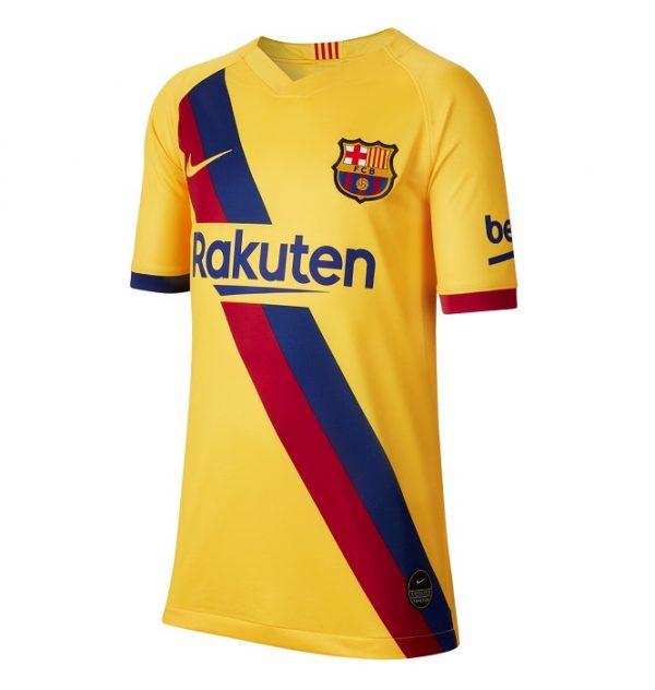 Barcelona away Jersey