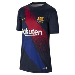 FC Barcelona Pre-match practice kit 2019-20