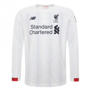 Liverpool Away Jersey Full Sleeve Diamu