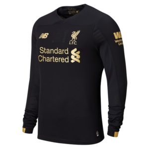 LFC Goalkeeper jersey full sleeve Diamu