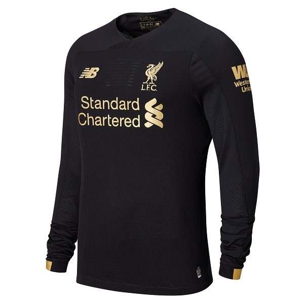 free shipping ed99c 05bf4 Liverpool FC Goal Keeper Full Sleeve Jersey 2019-20