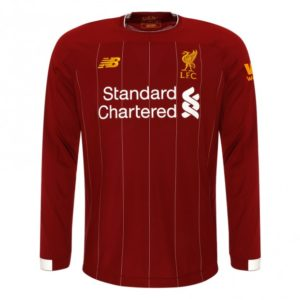 Liverpool FC Home Jersey Full Sleeve