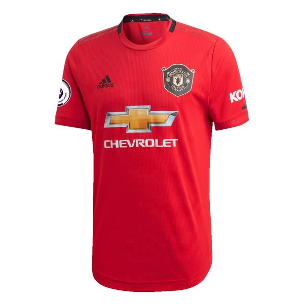 Manchester United Authentic Home Jersey 2019-20 Diamu