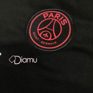 Jordan PSG Goalkeeper Kit Diamu