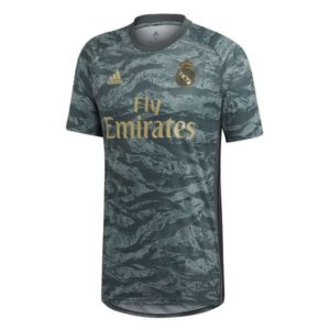 Real Madrid Away GK Jersey Diamu