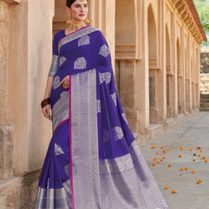 LT Shakshi Weaving Silk Saree Diamu