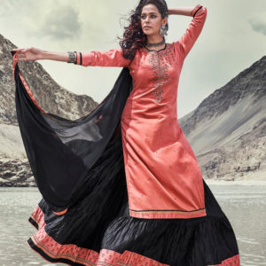 Kalarang Silk Cotton Suits And Lehenga Diamu