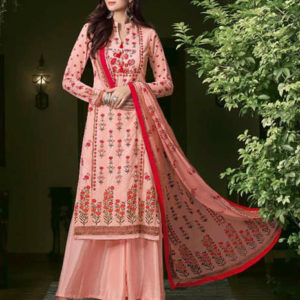 Zubeda Glory Georgette Salwar Suit Diamu