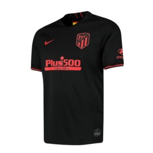 Atletico Madrid Away Jersey Diamu