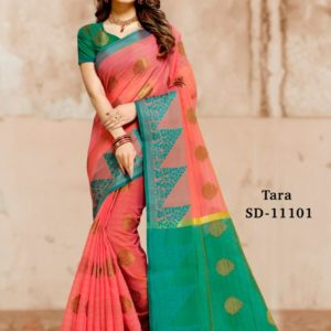 Avana Tara Weaving Silk Saree DATS-11101 Diamu
