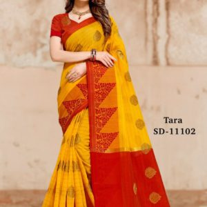 Avana Tara Weaving Silk Saree DATS-11102