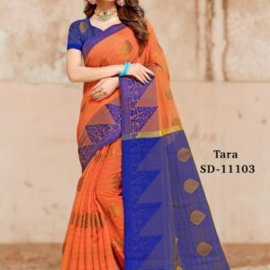 Avana Tara Weaving Silk Saree DATS-11103