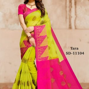Avana Tara Weaving Silk Saree DATS-11104 Diamu