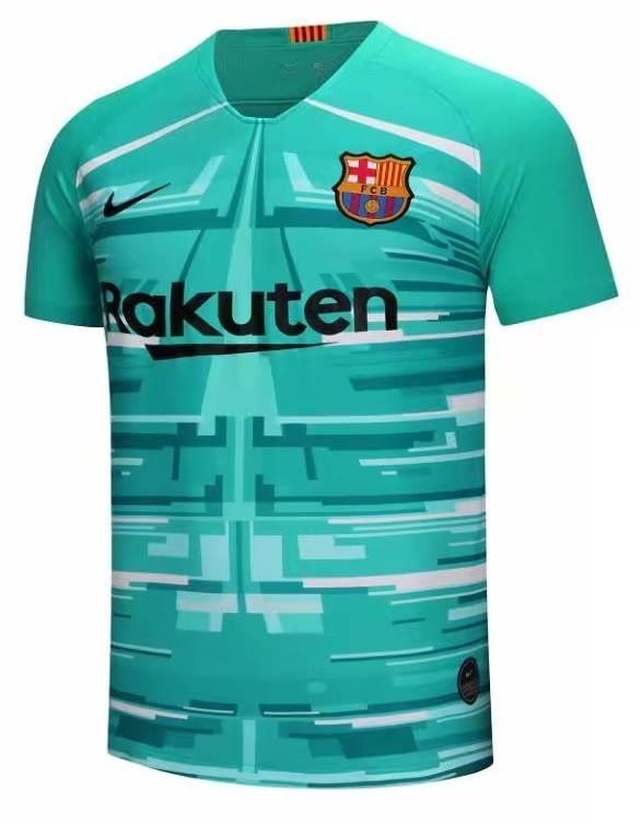 low priced 63d02 88fa2 FC Barcelona Goalkeeper Jersey 2019-20
