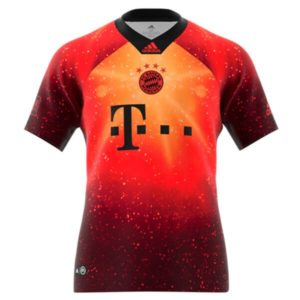 FC Bayern EA Sports Jersey Diamu