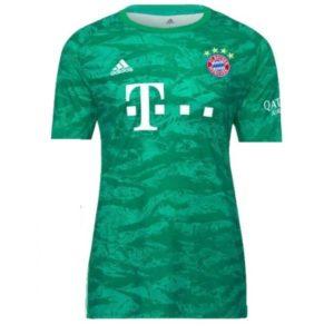 FC Bayern Goalkeeper Jersey Diamu