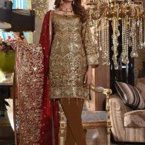 Gulbano Heavy Embroidered Georgette Salwar Suits Diamu