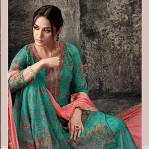 Hansa Exclusive Georgette Salwar Suits DHES-3005 Diamu