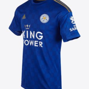 Leicester City Home Jersey 2019-20 Diamu