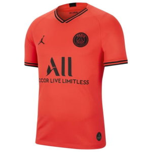 PSG Jordan Away Kit 2019-20 Diamu