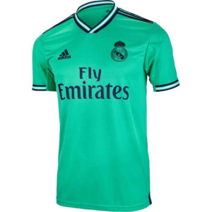 Real Madrid Third Jersey Diamu