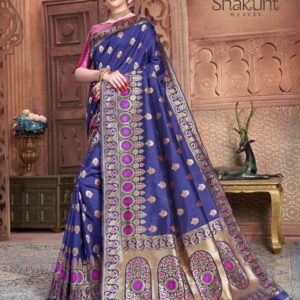 Shakunt Tapasvini Weaving Silk Saree DSTS-139 Diamu