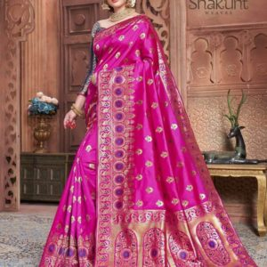 Shakunt Tapasvini Weaving Silk Saree DSTS-141 Diamu