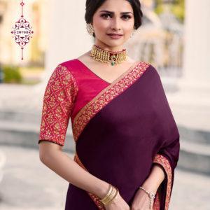 Vinay Heritage Heavy Silk Saree 20768 Diamu